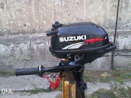 Прокат(аренда) лодочного мотора Сузуки 2,5 ,надувной лодки 4х местной