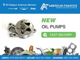 We sell new & used Oil Pump  for Jeep - Dodge - Chrysler