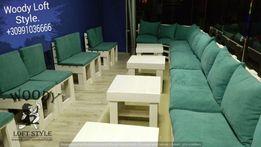 Loft стулья, из металла,столы,диваны для кафе,ресторанов,офисов,баров