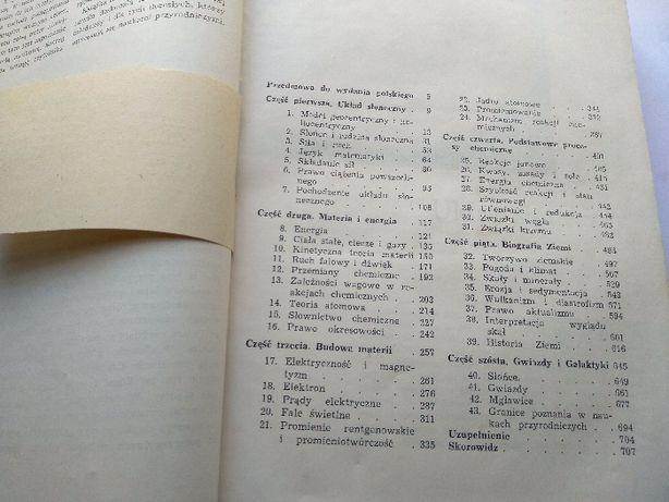 PODSTAWY NAUK PRZYRODNICZYCH ,K. Bates Krauskopf , W-wa 1963r. Jarosław - image 2