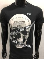 Koszulki Philipp Plein Męskie