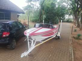Impala speed boat  for sale