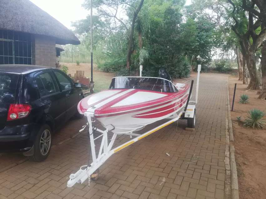 Impala speed boat  for sale 0