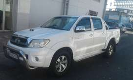 2007 Toyota Hilux 3.0 D4D 4x4 Auto Legend 45 for sale