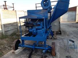 Concrete Mixer with Lister Engine