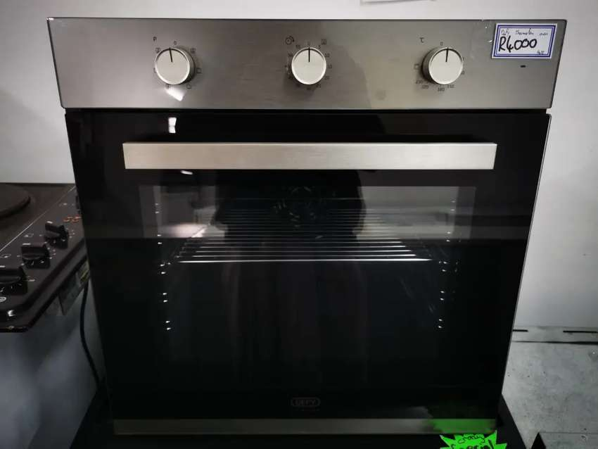Brand new Defy Thermofan oven