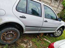 Golf 4, Galvanized body, 5 speed, Manual, Fuel efficient, Reliable