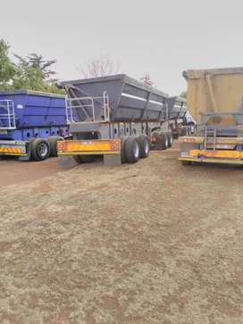 MAN TSG 27/440 AND SIDE TIPPERS FOR SALE
