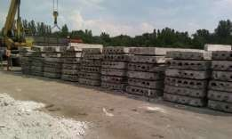 Плиты перекрытия , плиты дорожные,блоки фундаментные ,кирпич