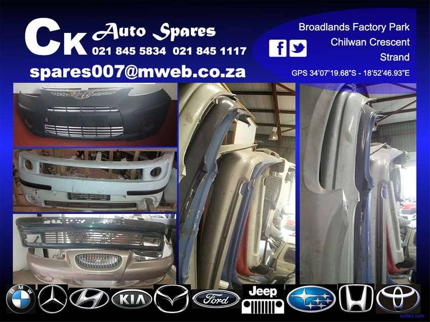 Bumpers for sale for most vehicles make and models. 0