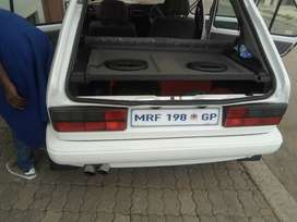 01 Citi golf 1,3 litre engine..
