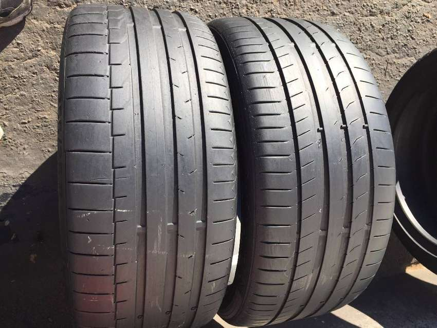 255 35 R19 Continental Tyres 0
