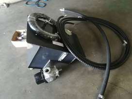 HYDRAULIC COMPONENTS AND PARTS