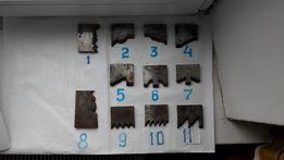 Ножи фрезерные деревообрабатывающие