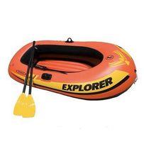 Лодка надувная весельная Intex Explorer 200 Intex 185х94х41 см