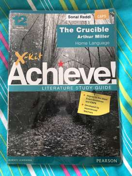 The Crucible Study Guide by Pearson