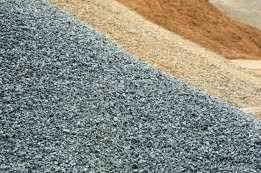 Щебінь . пісок . відсів