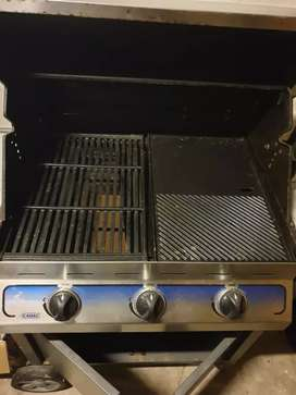CADAC 3 BURNER GAS BRAAI FOR SALE