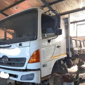 Hino 500 breaking for Spares