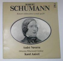 Robert Schumann Koncert Wiolonczelowy a-moll LP