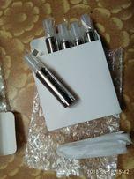 Атамайзер МТ3 для электрон.сигареты цвет металик. Запасные испарители.
