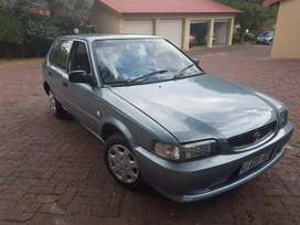 Toyota razz 1.3 5 speed