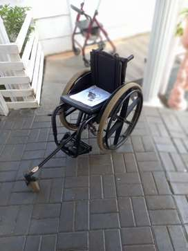 Brand new. Rough terrain. For serial disabled child