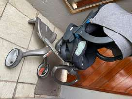 stokke explory plus accessories