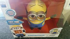 Dancing Dave Minion Toy for Sale