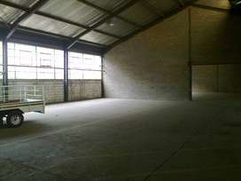 680m2 factory to let in Wadeville