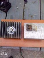 Радиаторы охлаждения транзисторов