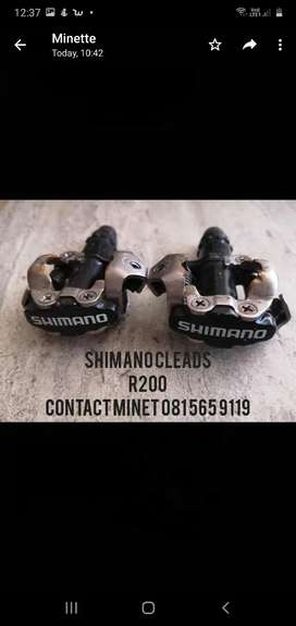 Shimano cleads
