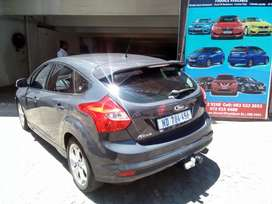 Ford focus 2013 model