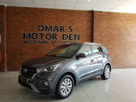 2019 Hyundai Creta 1.6 Executive Auto