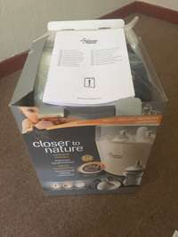 Image of Tommee Tippee Electric Sterilizer