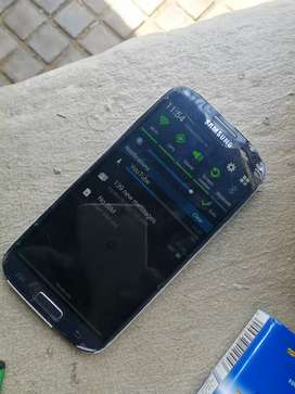 Samsung galaxy S4 the big one