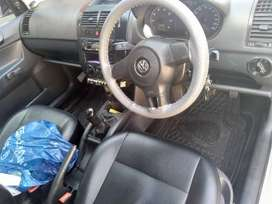 I'm selling Polo Vivo blue line it is very clean and all services done