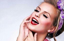 Косметическое отбеливание зубов холодным светом!