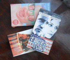 Продам видео кассеты с записями