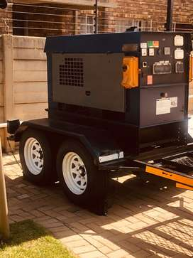 Generator for hire 30kva three face
