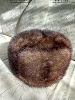Срочно продам норковую шапку