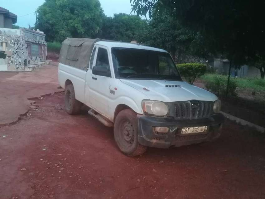 Mahindra scorpion pick up 2.5 engine for sale R65000