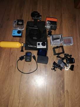 Gopro hero 3 & HD action camera