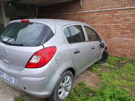 2010  I am selling my Opel corsa 35000 hav to fix spedo meter cable...