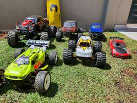 Rc collection up for grabs