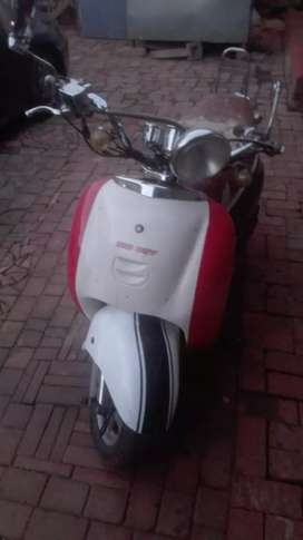 150 cc big boy scooter