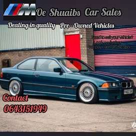 Buying used quality cars pm