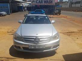 2008 Mercedes C180 Auto for sale