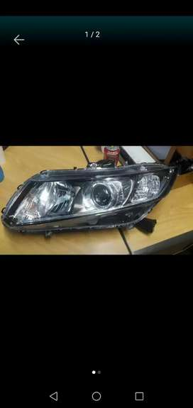 Honda civic sedan 2013 headlights