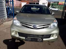 2015  Toyota Avanza (1.5) Manual